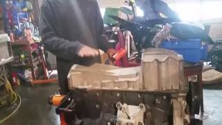 How to Remove a Hemi  Oil Pan and Why you Should