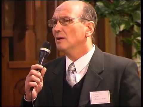 Деньгин Игорь Васильевич, пастор Свидетельство