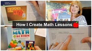 🍎How I Create Math Lessons~My Teacher Life