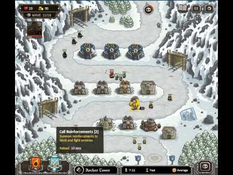 Защита королевства Онлайн Флеш игры