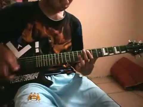 Guitar Cover Pee Wee Gaskins Dibalik hari esok
