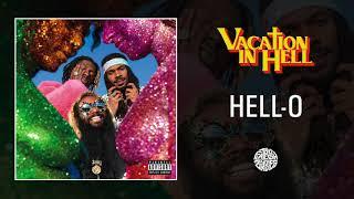 FLATBUSH ZOMBiES - 'HELL-O'