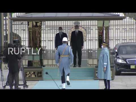 Turkey: Erdogan welcomes Iraqi PM Kadhimi in first visit to Ankara