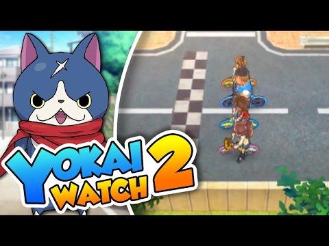 ¡Soy el más rápido! | #21 | Yo-kai Watch 2 (Carnanimas) en Español