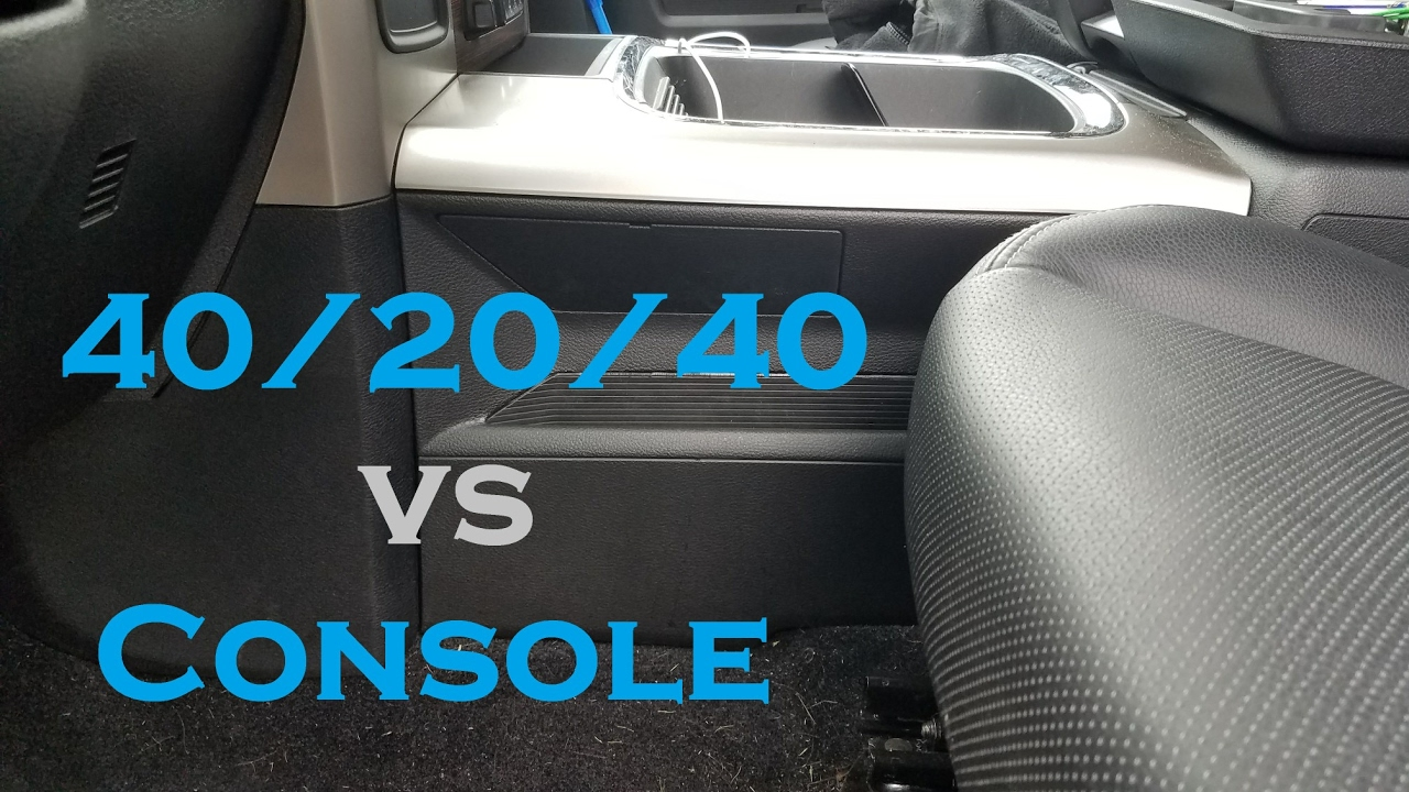 Why I Didn T Get The 40 20 40 Split Bench Front Seat 2017 Ram 2500 Cummins Laramie