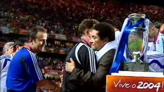 Greece - Euro 2004 Champions(A tribute I put together a couple of weeks after Greece's amazing win of the Euro Championship in 2004., 2012-05-13T09:59:04.000Z)