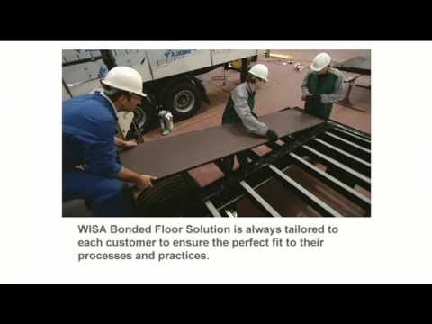 WISA Bonded Floor Solution - YouTube