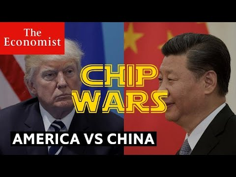 Chip Wars: The Other Fight Between China And America | The Economist