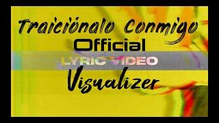 Henry Santos - Traiciónalo Conmigo (Official Lyrics Visualizer Video )