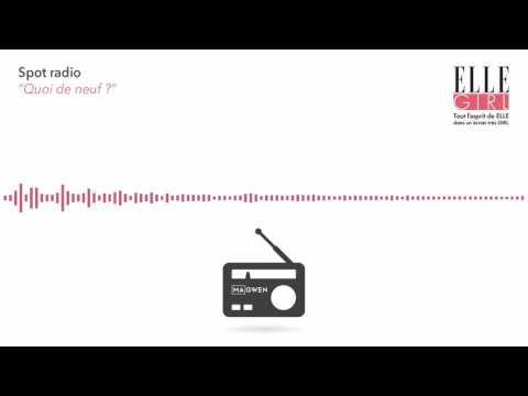 ELLE GIRL - Spot radio