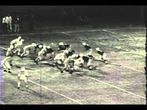 University of Wichita vs. University of Detroit October 13, 1956