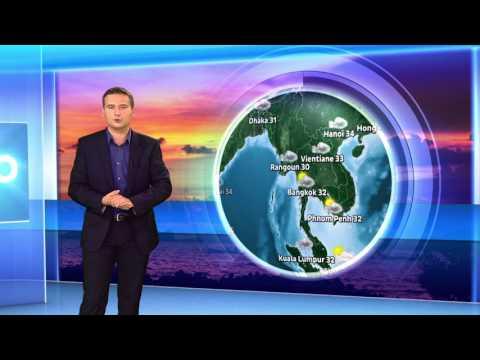 Météo TV5 Monde 2014