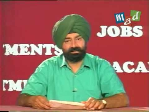 Hilarious 'Unemployment News' by Jaspal Bhatti & Savita Bhatti | Full Tension |