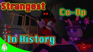Roblox Resurrection - The Strangest Co-Op Attempt in History