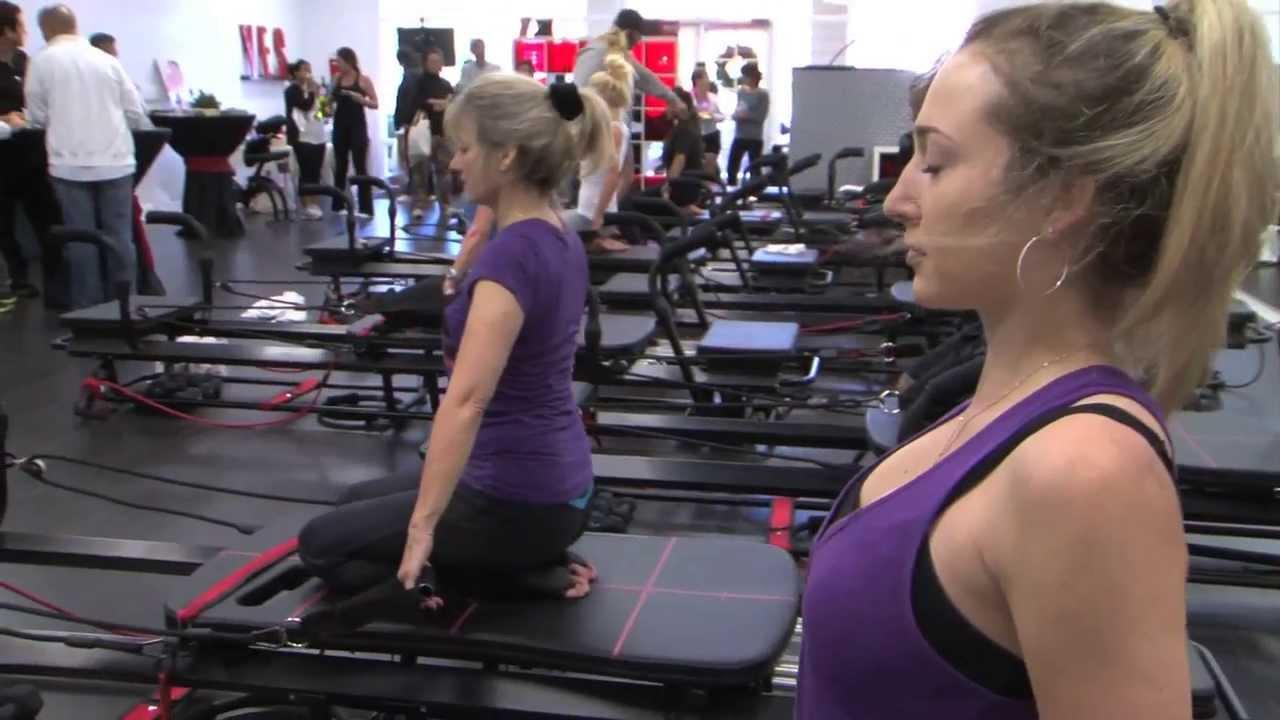 Lagree Fitness Class Promo - YouTube