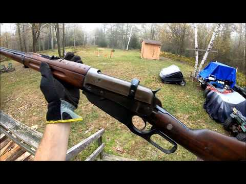 Winchester 1895 Russian Contract