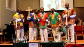 The Zambian Vocal Group