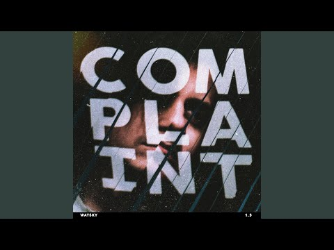 No Complaints No Conversation Mp3