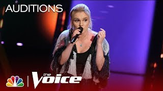 The blind auditions of voice 2019 (season 17)contestant: kyndal inskeepsong: never been to spainauthor: three dog nightpick: gwen#thevoice #kyndalinskeep...