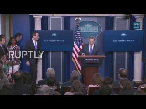 USA: Trump expects Russia to 'return Crimea' to Ukraine - Spicer