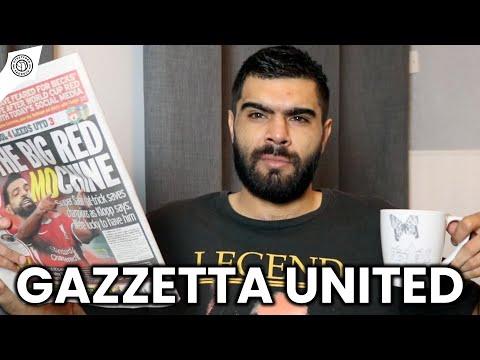 Here We Go…Again! Bale To Man Utd? | Gazzetta United