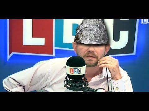LBC pundit & sophist James O'Brien shuts down woman as bigot