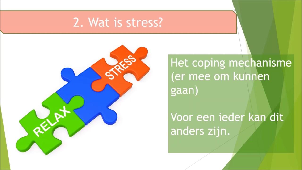 Hoe kan ik stress verminderen