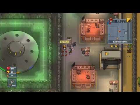 The Escapists 2: Area 17 - Alien Technology Coop | WR 07.24.50