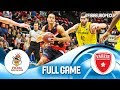 Filou Oostende v Pallacanestro Varese - Full Game - Quarter-Finals - FIBA Europe Cup 2019