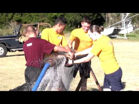 TAMU Navy ROTC SNWC Video