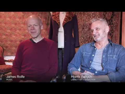 Morris Panych & James Rolfe on The Overcoat: A Musical Tailoring