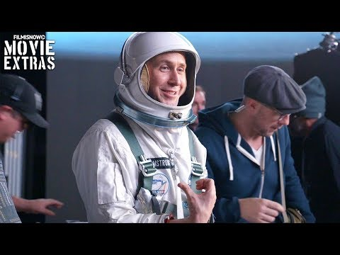 FIRST MAN (2018) | Behind the Scenes of Neil Armstrong Biopic Movie