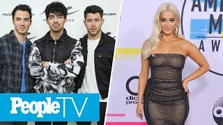 Baixar Jonas Brothers Releasing New Christmas Song, Bebe Rexha Claps Back At Body Shamers | PeopleTV