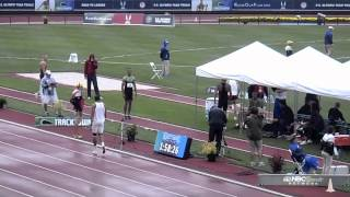 Ashton Eaton: Decathlon World Record Long Jump