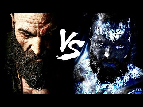 Kratos VS Baldur Duel With *CLASSIC MUSIC* 🎵 | God Of War - 1 Year Anniversary!