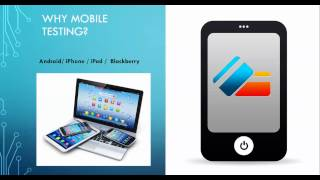 Introduction to Mobile Testing - Mobile Testing Tutorial Video 1 of 15