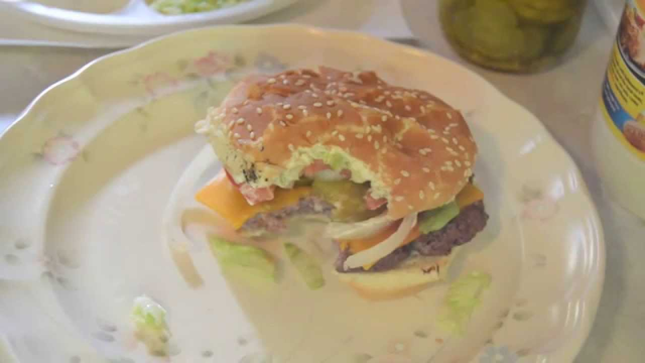 Burger King Whopper With Cheese Recipe
