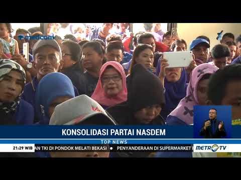 Anggota DPRD NasDem Sulut Diperingatkan tak Mainkan Anggaran