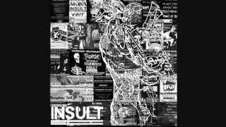 Insult - Emo Bashing Fastcore Pimps (Discography) Full Album (2003)