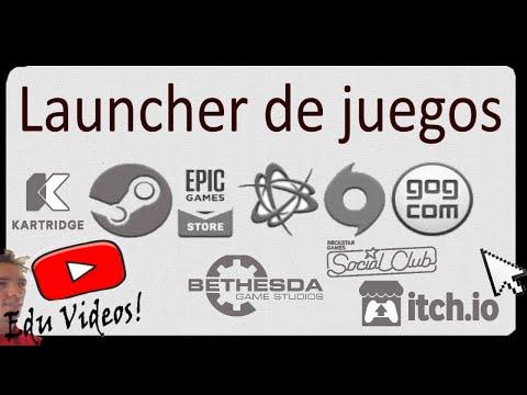 EduVideos!  Launcher De Juegos Para PC
