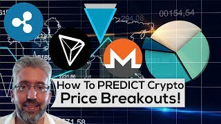 How To PREDICT Crypto Price Breakouts With Basic Chart Trading!