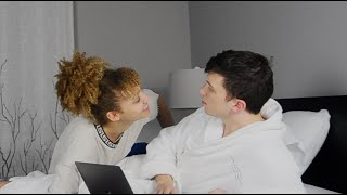 I CAN'T STOP KISSING YOU PRANK ON BOYFRIEND!!