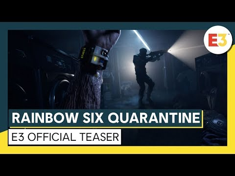 Rainbow Six Quarantine: E3 2019 Official Teaser | Ubisoft