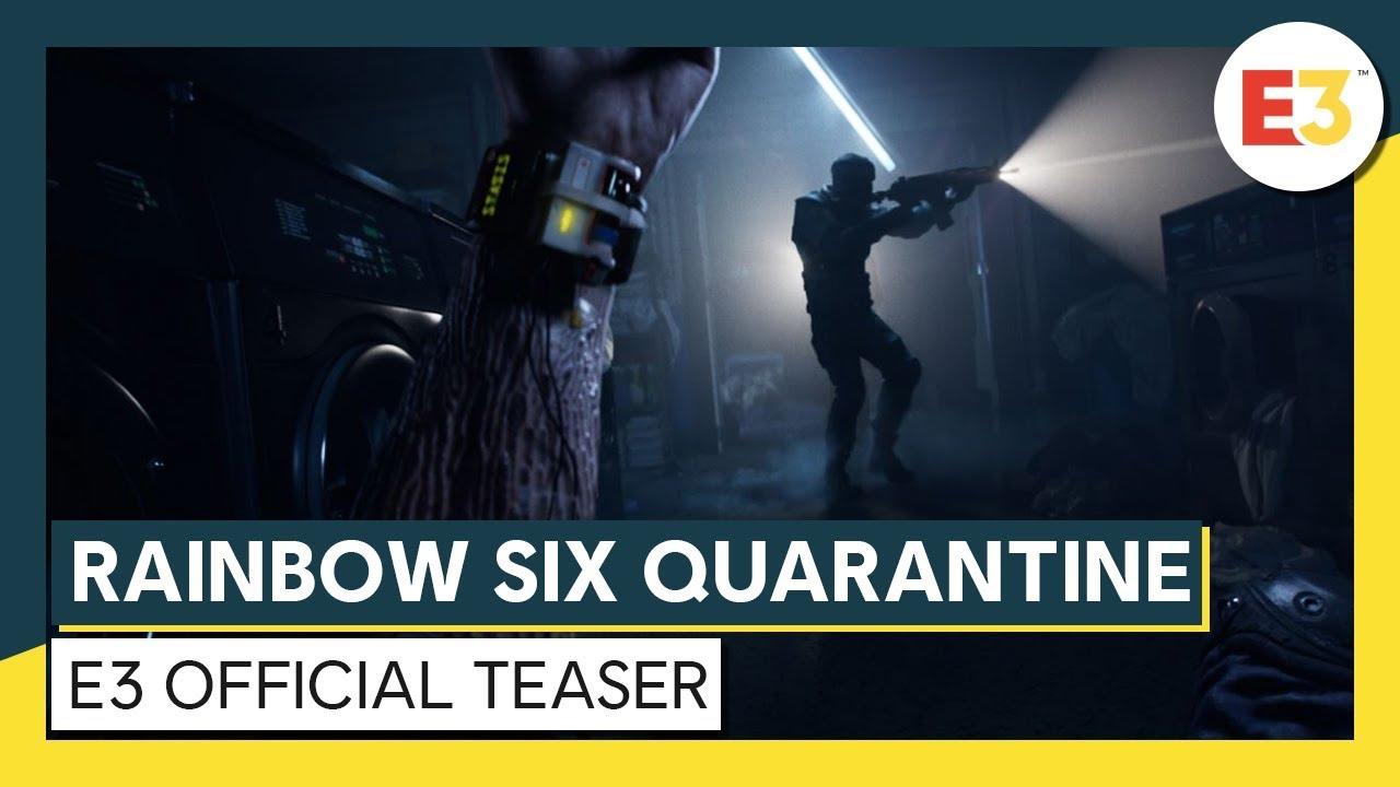 Rainbow Six Quarantine: E3 2019 Official Teaser | Ubisoft