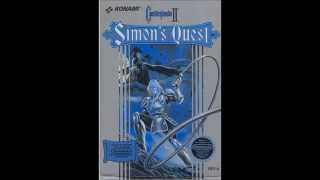 Castlevania Simon's Quest: Bloody Tears Metal Cover