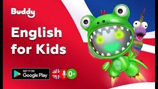 Englisch lernen mit Buddy – die Stimme-basierten AI-tutor für Kinder