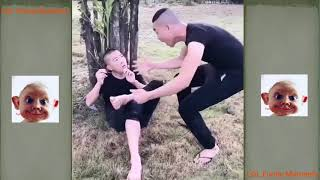 CHINESE MAD PEOPLE !!! Funny pranks try not to laugh challenge