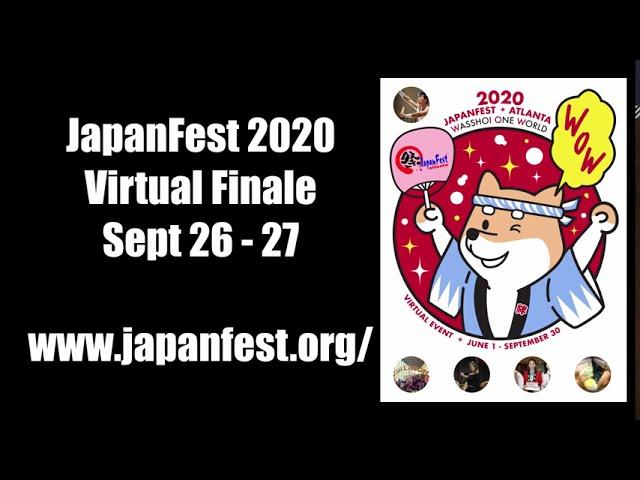 JapanFest Virtual Festival Commercial 1