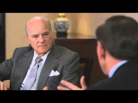 Henry Kravis Talks to General David Petraeus, Newly Appointed Chairman of KKR Global Institute