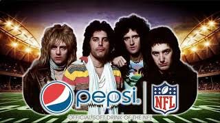 QUEEN - Super Bowl Halftime Show (Fan made)